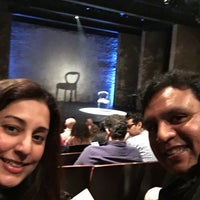 Photo taken at Atlantic Theater Company (Linda Gross Theater) by Naresh R. on 5/6/2017