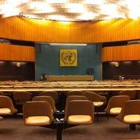 Снимок сделан в UNECE Geneva пользователем Eva M. 12/3/2014