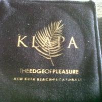 Foto tomada en Klapa The Edge of Pleasure por Hennery S. el 11/1/2012