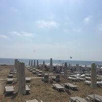 Photo taken at Sentido Private Beach by ❤️ ÖMRÜM ❤️ on 5/3/2017
