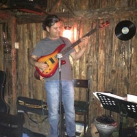 Photo taken at Çello Cafe & Bar by Kenan Y. on 6/14/2014
