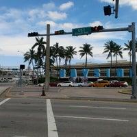 Photo taken at Bayside Marina by José Carlos S. on 11/4/2012