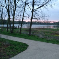 Photo taken at Stricker's Pond Park by Janet S. on 5/11/2013