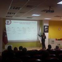 Photo taken at Teknoloji Fakültesi by K. E. on 12/4/2017