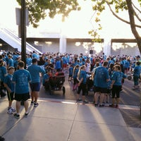 Photo taken at San Jose Sharks Fitness Faceoff by Ricky W. on 9/25/2016