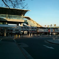 Photo taken at Millbrae Caltrain Station by Ricky W. on 3/29/2013