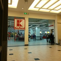 Photo taken at Kaufland by Mirko S. on 6/3/2014