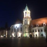 9/6/2017 tarihinde Ghazal N.ziyaretçi tarafından Stará Radnica | Old Town Hall'de çekilen fotoğraf