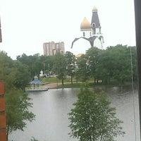 Photo taken at Сестрорецкий лицей имени С.И.Мосина by Алеся В. on 6/10/2014
