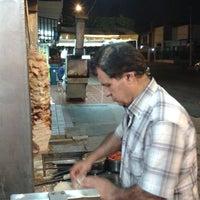 Photo taken at Shawarma Jerusalen by Luis V. on 10/16/2013