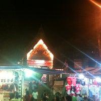 Photo taken at วัดประชุมโยธี อารามหลวง by Nanthana K. on 12/31/2013