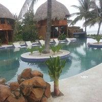 Foto tomada en Tortuga Village Resort y Playa por Zafado R. el 8/31/2013