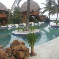 Foto tomada en Tortuga Village Resort y Playa por Zafado R. el 9/1/2013