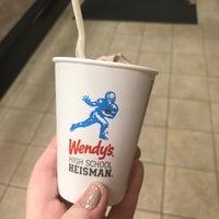 Photo taken at Wendy's by Megan G. on 10/6/2017