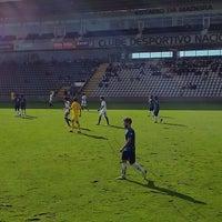 Photo taken at Estádio da Madeira by CD Nacional F. on 11/23/2014