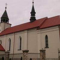 Photo taken at Kościół św. Małgorzaty w Bydlinie by Marcin Z. on 4/20/2014