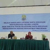 Photo taken at Islamic Center Bekasi by InDy N. on 9/16/2015
