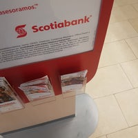Photo taken at Scotiabank by CaEn L. on 4/23/2018
