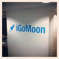 Photo taken at iGoMoon by Jonas G. on 8/30/2013