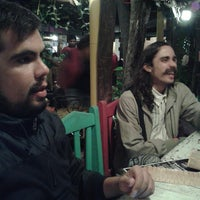Photo taken at San Isidro Cervecería by Lucy C. on 10/17/2014