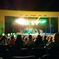 Photo taken at Зеленый Театр / Green Theatre by Das I. on 7/28/2015