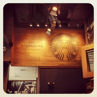 Photo taken at Starbucks by Constanze T. on 12/30/2012