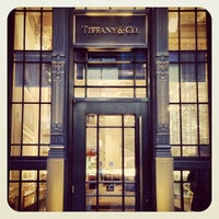 Photo taken at Tiffany & Co. by Constanze T. on 12/30/2012