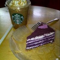 Photo taken at Starbucks by christine w. on 9/20/2012