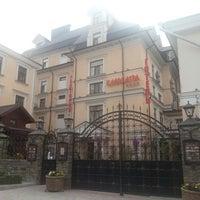 Снимок сделан в Готель «Клеопатра» / Kleopatra Hotel пользователем Sergey G. 4/20/2013