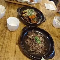 Photo taken at Eid (Korean Muslim Restaurant) by Besho B. on 7/14/2017