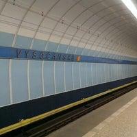 รูปภาพถ่ายที่ Metro =B= Vysočanská โดย Tereza เมื่อ 9/28/2014