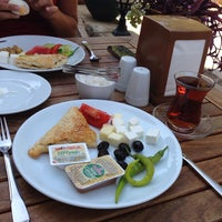 Photo taken at Olimpos Hotel by Serhat S. on 8/2/2013