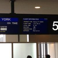Photo taken at NRT - GATE 53 (Terminal 1) by Yutaka W. on 6/10/2013