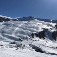 Photo taken at Val D'isere 3300 by Yves d. on 4/17/2017