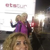 Photo taken at Etstur kalkış alanı Hasanpaşa yeni salı pazarı by AYG🌷L on 9/23/2015