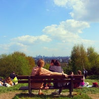 Photo prise au Hampstead Heath par Assel U. le5/6/2013
