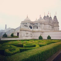 Photo taken at BAPS Shri Swaminarayan Mandir by Assel U. on 7/30/2013