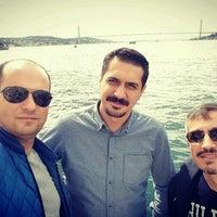 Photo taken at Kuleli Sahil İskele by Ahmet G. on 10/9/2016
