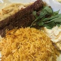 Photo taken at Sahara Tent restaurant by Knadia on 5/17/2017
