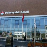 Photo taken at Bahçeşehir Koleji by Çağrı K. on 10/18/2012