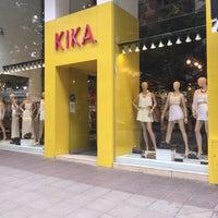 Photo taken at Kika by Mariano P. on 1/7/2015