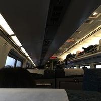 Photo taken at Amtrak Carolinian 79 by João Paulo C. on 3/23/2016