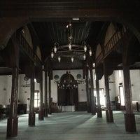 Photo taken at Seyyid Harun Veli Camii ve Türbesi by Sultanu Hürrem on 6/18/2018