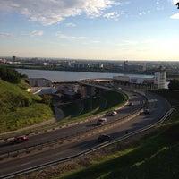 Photo taken at Гребешок by Maxim I. on 7/7/2014