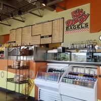 Photo taken at Big Daddy Bagels by Reem H. on 4/19/2017