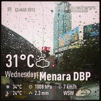 Photo taken at Menara DBP by Nuroll Azrin K. on 3/13/2013
