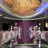 Photo taken at Millennium Hongqiao Hotel Shanghai by Jason Z. on 4/30/2017