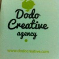Photo taken at Dodo Creative by Serkan E. on 11/22/2013