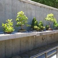 Photo taken at Bonsai Exhibition Garden, North Carolina Arboretum by David B. on 5/24/2013