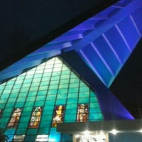 Photo taken at Igreja Nossa Senhora das Graças (Casa do Garoto) by Daniel L. on 12/30/2013